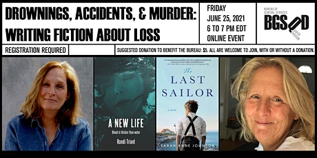 Drownings, Accidents, & Murder: Writing Fiction About Loss tickets