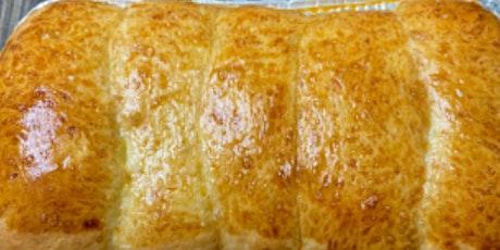 Online Kids Summer Camp: Beginner Bread Baking tickets