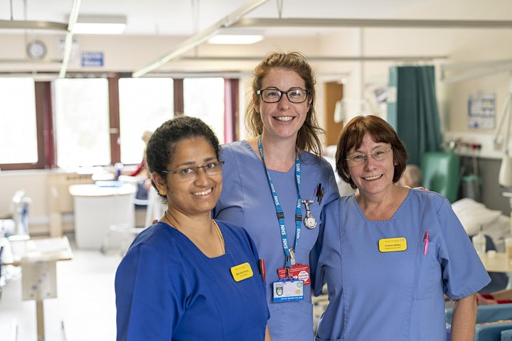 Adult Nursing at Weston General Hospital image