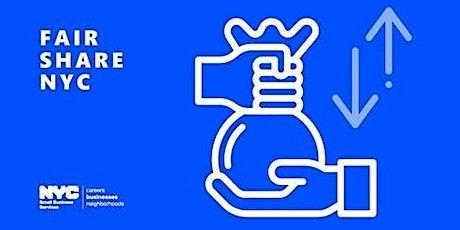 Solicitando préstamos y subvenciones | Manhattan IBSP| 06/30 boletos