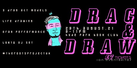 DRAG & DRAW tickets