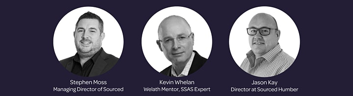 Webinar - Using other people's SSAS to fund YOUR property image