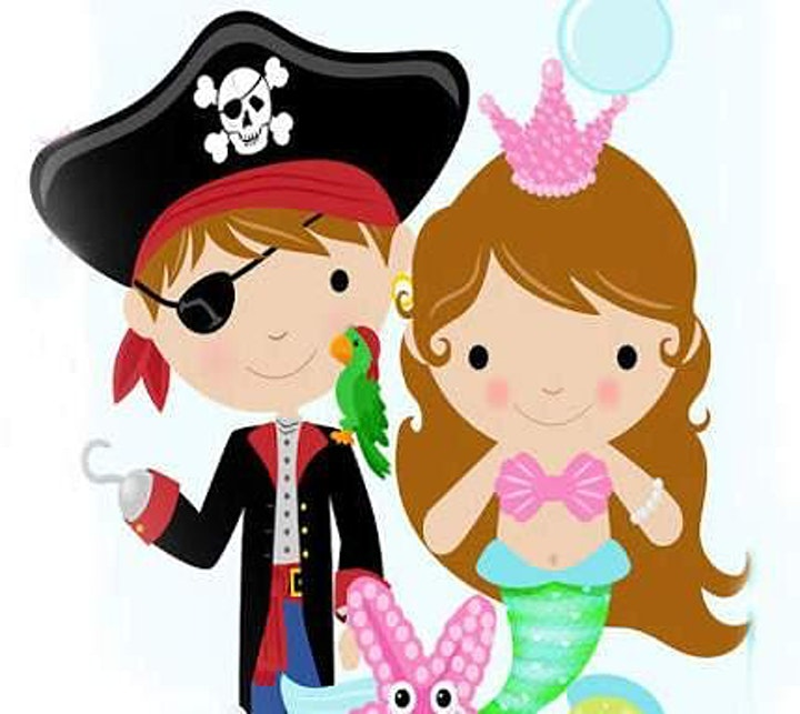 Little Scholars Creative Character Camps at Hallsley- Week of July 26 image