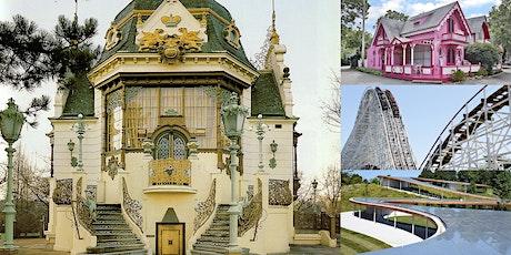 'Global Architectural Wonders: Fun & Amusement' Webinar biglietti
