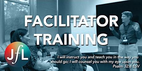 Jobs for Life (JfL) Facilitator Training - October 12, 2021(ONLINE) tickets