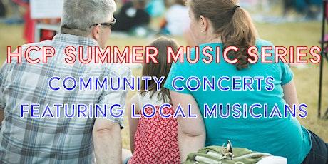 June Summer Community Concert: Red Spruce tickets