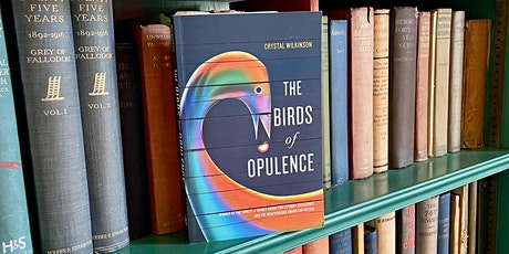 Kentucky Reads:  Birds of Opulence, a Book Discussion at Oxmoor Farm tickets