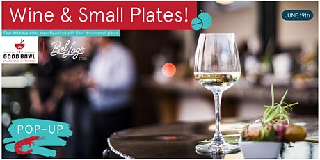 Good Bowl Small Plate Pop - Up tickets