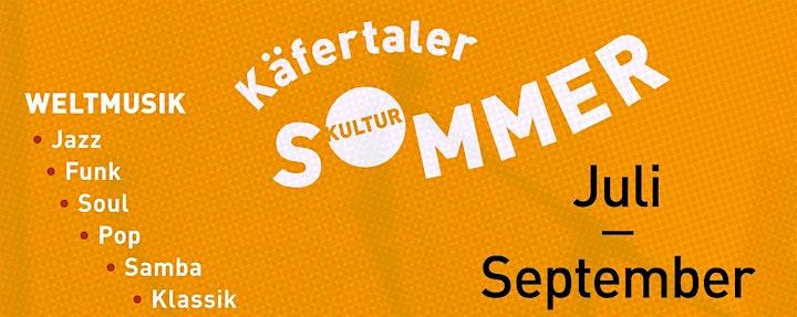 Käfertaler Kultursommer - 9 - The Art of TWO: Bild