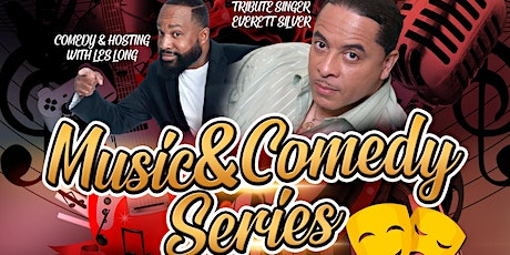 LIVE MUSIC & COMEDY SERIES | THE BEST OF BLUES, R & B AND SOUL MUSIC tickets