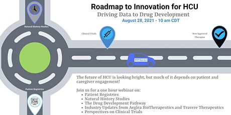 Roadmap to Innovation for HCU: Driving Data to Drug Development tickets