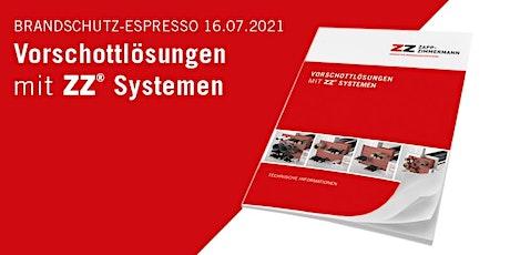 """""""Brandschutz-Espresso"""" Runde 6 Tickets"""
