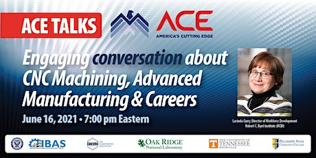 ACE Talks: Pre-Apprenticeships in Advanced Manufacturing tickets