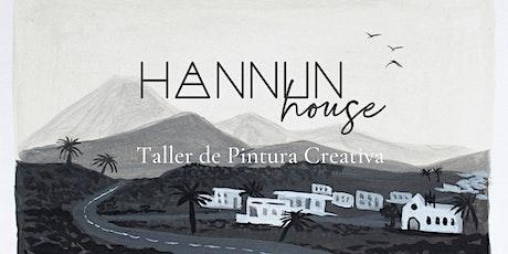 Taller de Pintura Creativa con Mercedes Bellido tickets