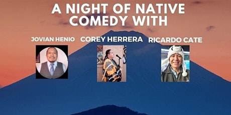 A Night of Native Comedy tickets