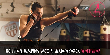 bellicon® JUMPING meets Shadowboxer ONLINE Workshop (zuhause) Tickets