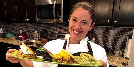 Virtual cooking class with Chef Soleil Ramirez tickets