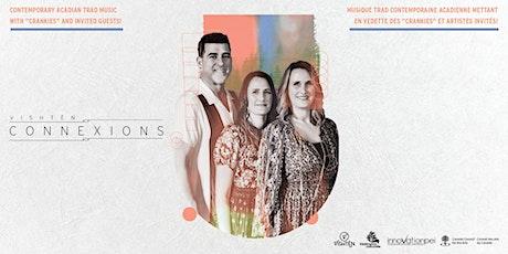 Copper Bottom Presents: Vishtèn | Connexions tickets