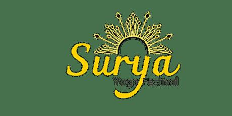 Surya Yoga Festival tickets