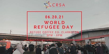 World Refugee Day Celebration 2021 tickets