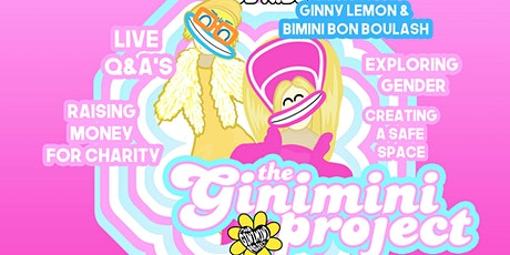 KLUB KIDS CARDIFF PRESENTS THE GINIMINI PROJECT (Ages 14+) tickets