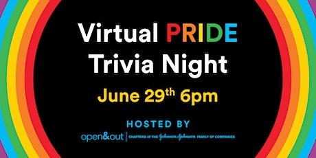 Virtual PRIDE Trivia Night tickets