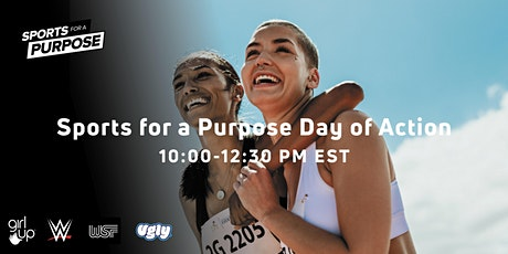 Girl Up Leadership Summit: Sports Day of Action tickets