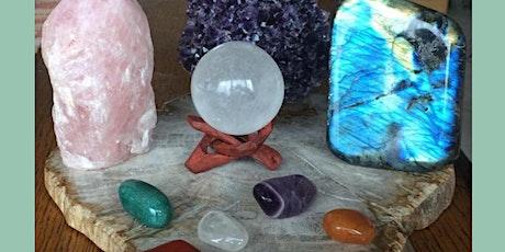 Crystal Meditation Morning tickets