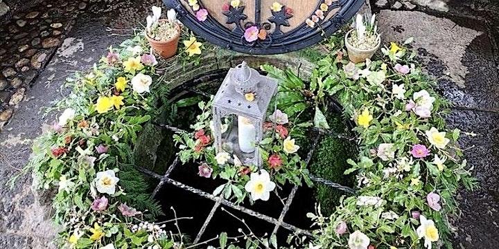 Glastonbury Goddess Healing Retreat image