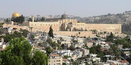 舊城新義:福音書裡的耶路撒冷(粵語主講,国语同声传译) tickets