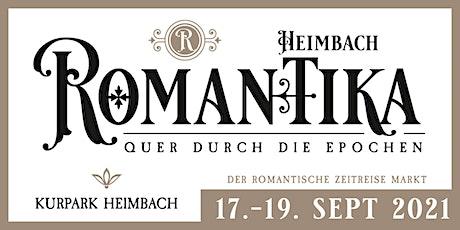 Romantika - Der romantische Zeitreisemarkt Tickets