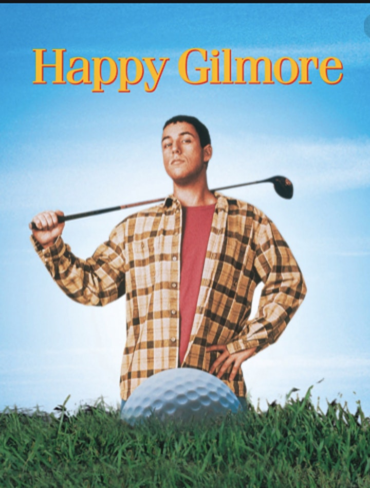 Drive In Movie - Movie HAPPY GILMORE - FRIDAY, JUNE 18th image