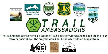 Trail Ambassadors Sign Up tickets