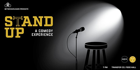 Stand Up: a comedy experience @ Transfer Co tickets