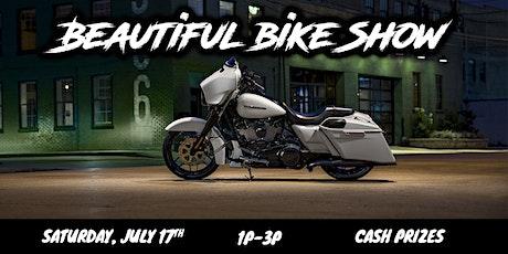 Bike Time Beautiful Bike Show tickets