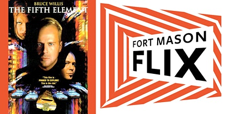 FORT MASON FLIX: The Fifth Element tickets