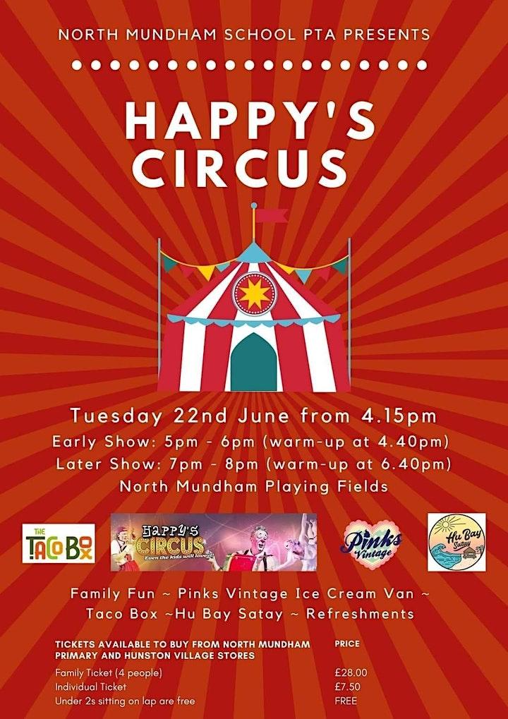 Happy's Circus image