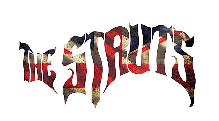 FM 101.9 Presents - The Struts image