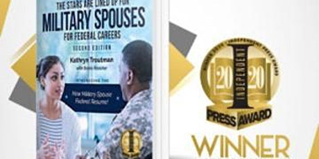 Federal Resumes, Stars are Lined Up for Military Spouses, Kathryn Troutman tickets