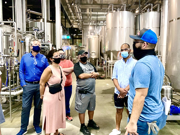 Limited Release Brewery Tour @ La Tropical image