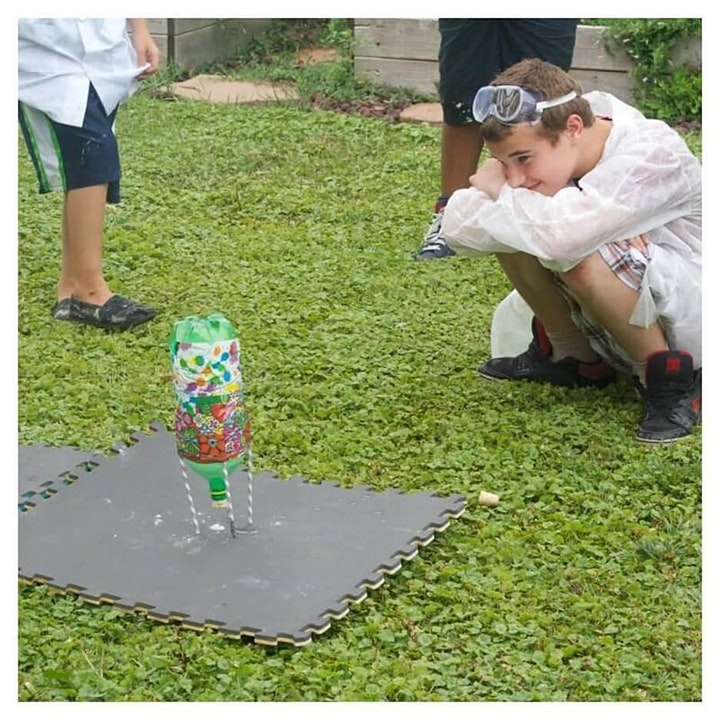 Little Scholars' Outer Space Camps at Hallsley- Week of August 16 image