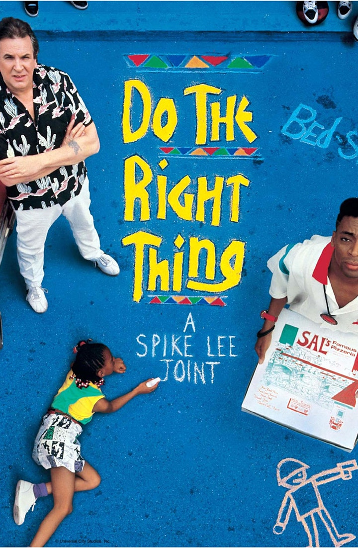 FORT MASON FLIX: Do the Right Thing image