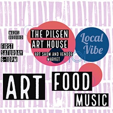 Local Vibe: An art event tickets