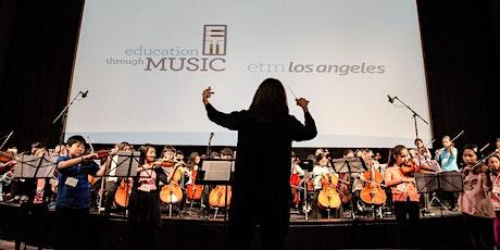 Strings Educators Workshop 2021 (ETM-LA & ASTA Sponsored) tickets