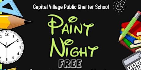 PAINT NIGHT OPEN HOUSE @ CAPITAL VILLAGE PCS tickets