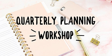 You and Your Business Quarterly Planning tickets