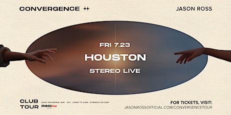 Jason Ross - Stereo Live Houston tickets