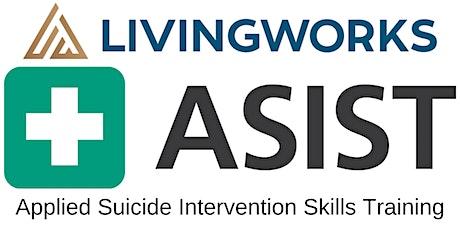 ASIST Suicide Intervention Training tickets