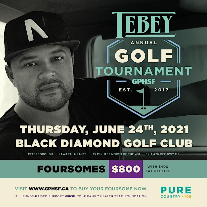 Annual Tebey Golf Classic image