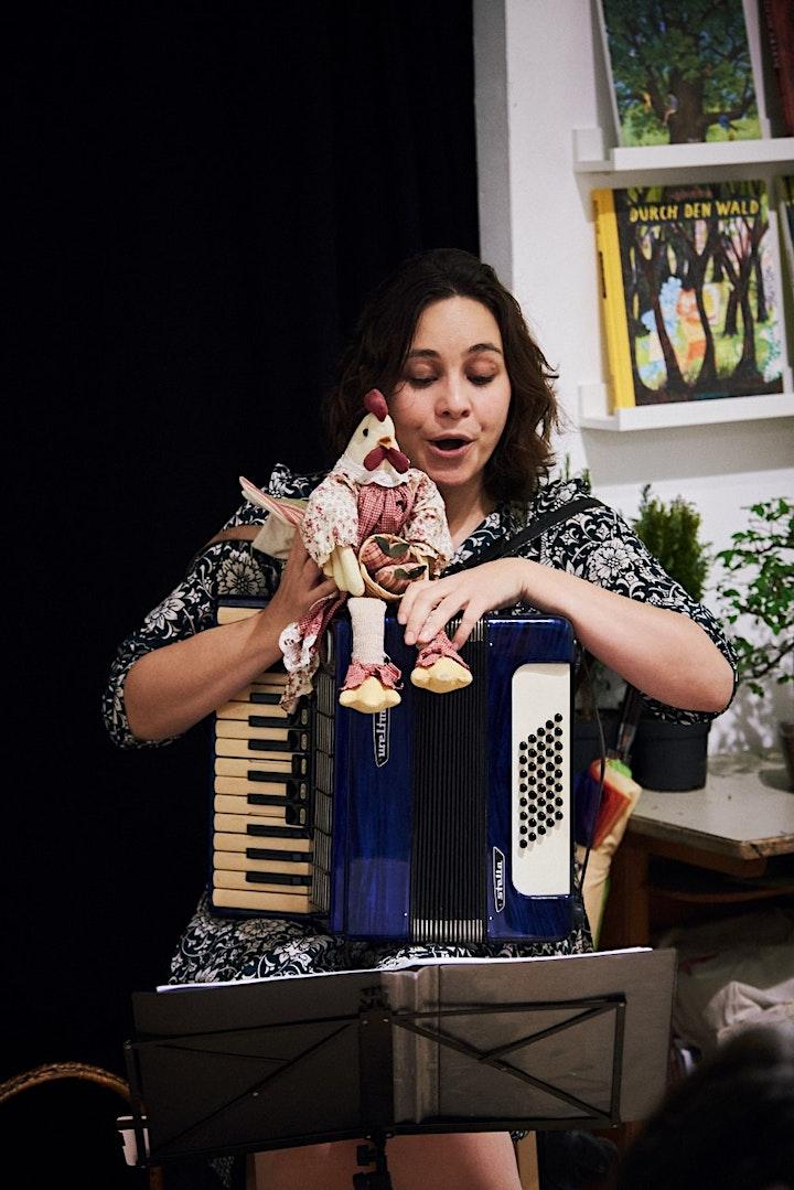 Spectacle théâtral et musical  'Le fabuleux voyage d'Aminta Polka' image